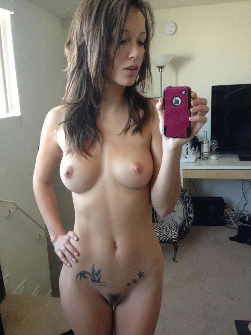 Nude Selfie 7667