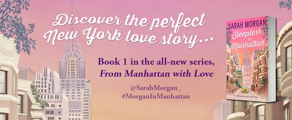Sleepless in Manhattan is 99p on Kindle https://t.co/mXj8KmuwJK RT/follow for chance to win a book from my backlist* https://t.co/4tKgz0d0qq