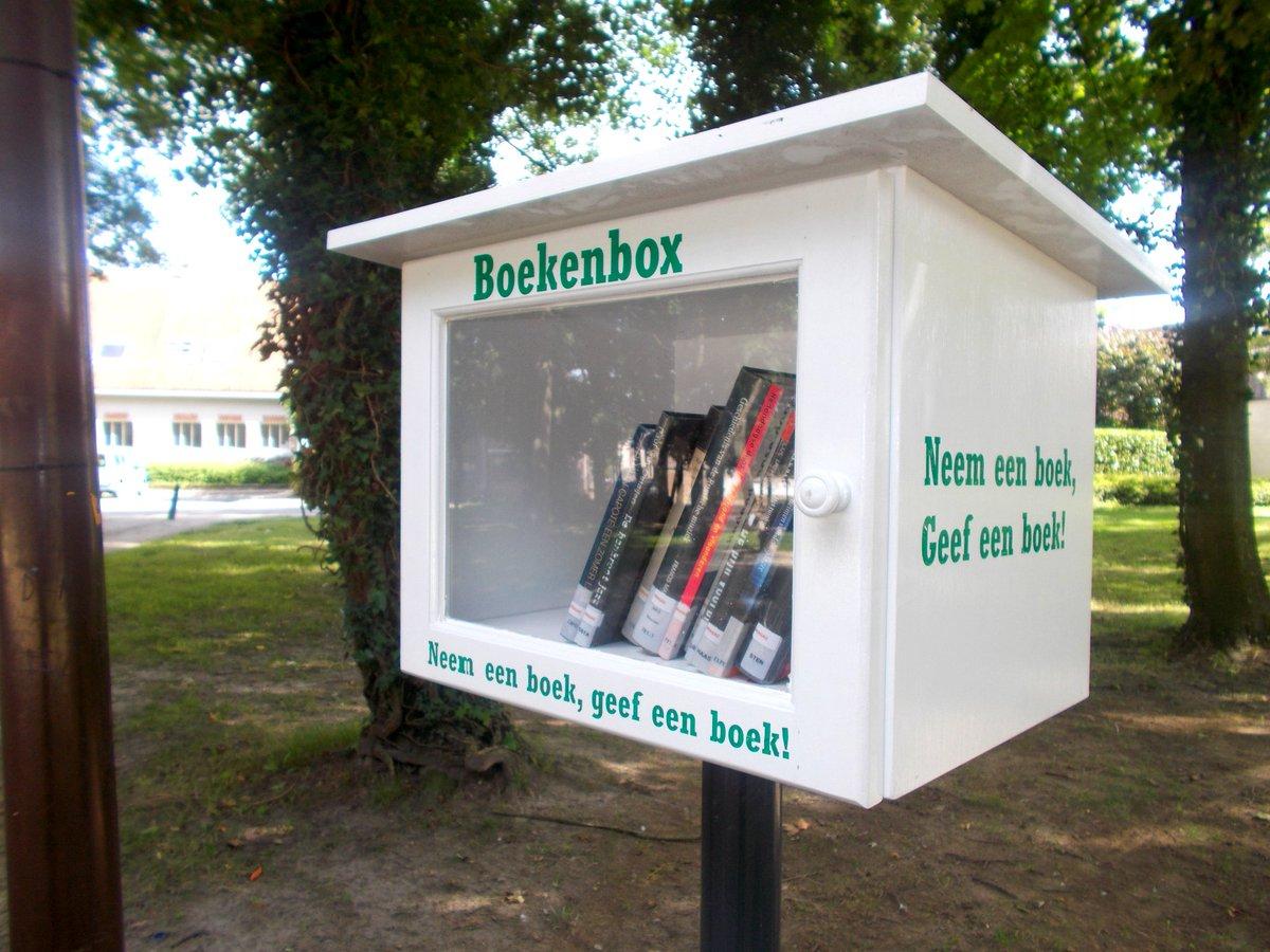 Boekenbox Liedekerke 1