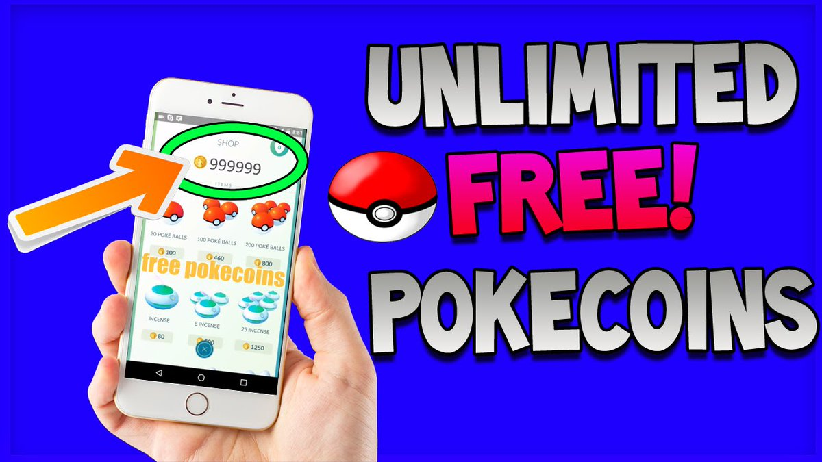 Vania Chai On Twitter Get Unlimited Pokemon Go Pokecoins And