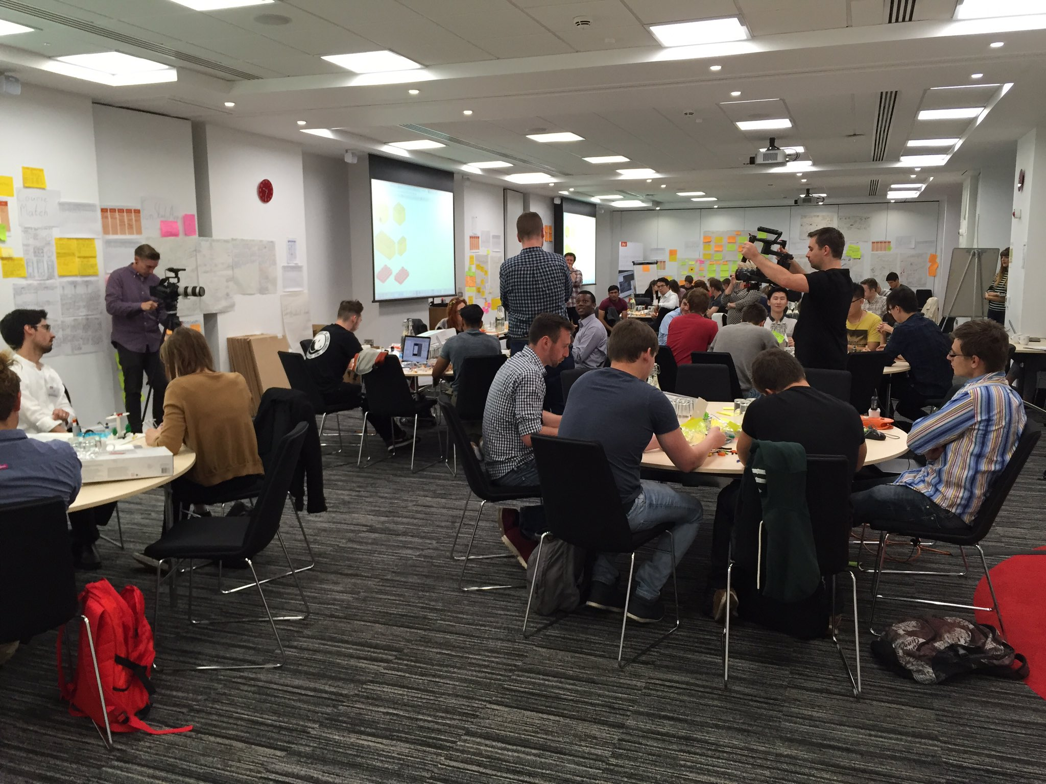 Serious lego time at Jisc #studentideas design sprint https://t.co/ajMMTfBTKH
