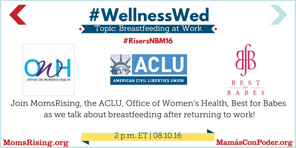 Thumbnail for #WellnessWed: Breastfeeding at Work