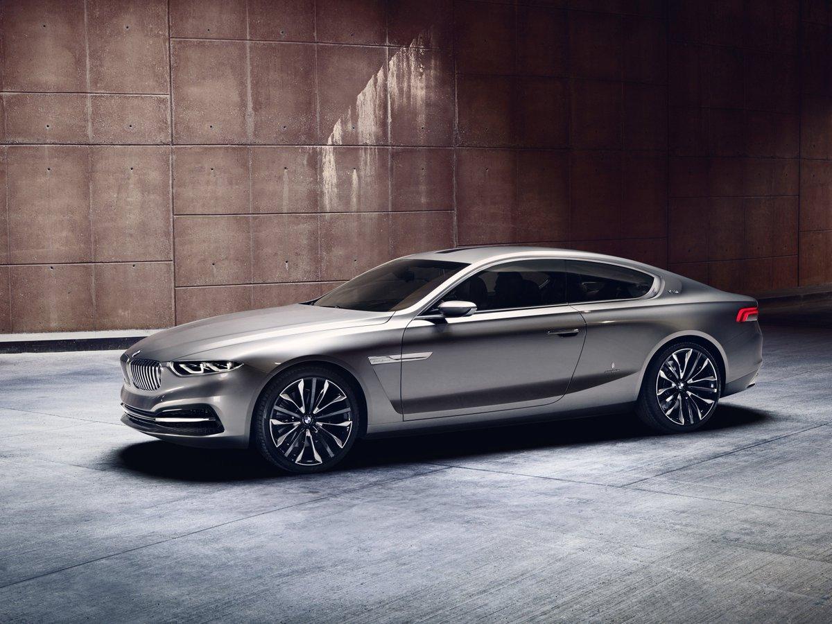 Когда немецкие инновации встречаются с итальянским стилем.  BMW Pininfarina Gran Lusso Coupé. https://t.co/RPScObOR8F