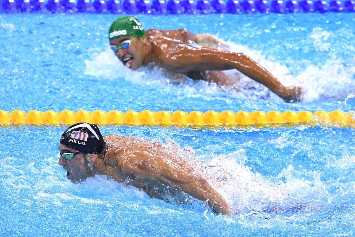 Winners focus on winning, losers focus on winners. #Phelps https://t.co/0tmJxDilM6