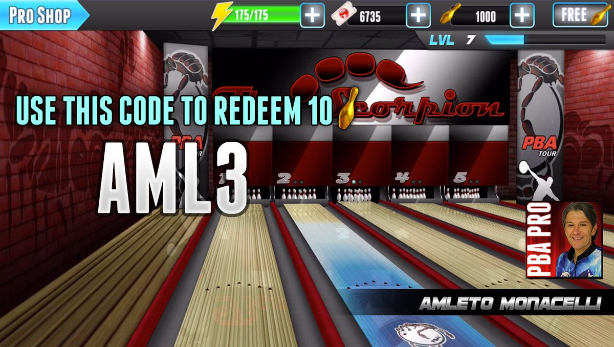 pba bowling challenge gold pins