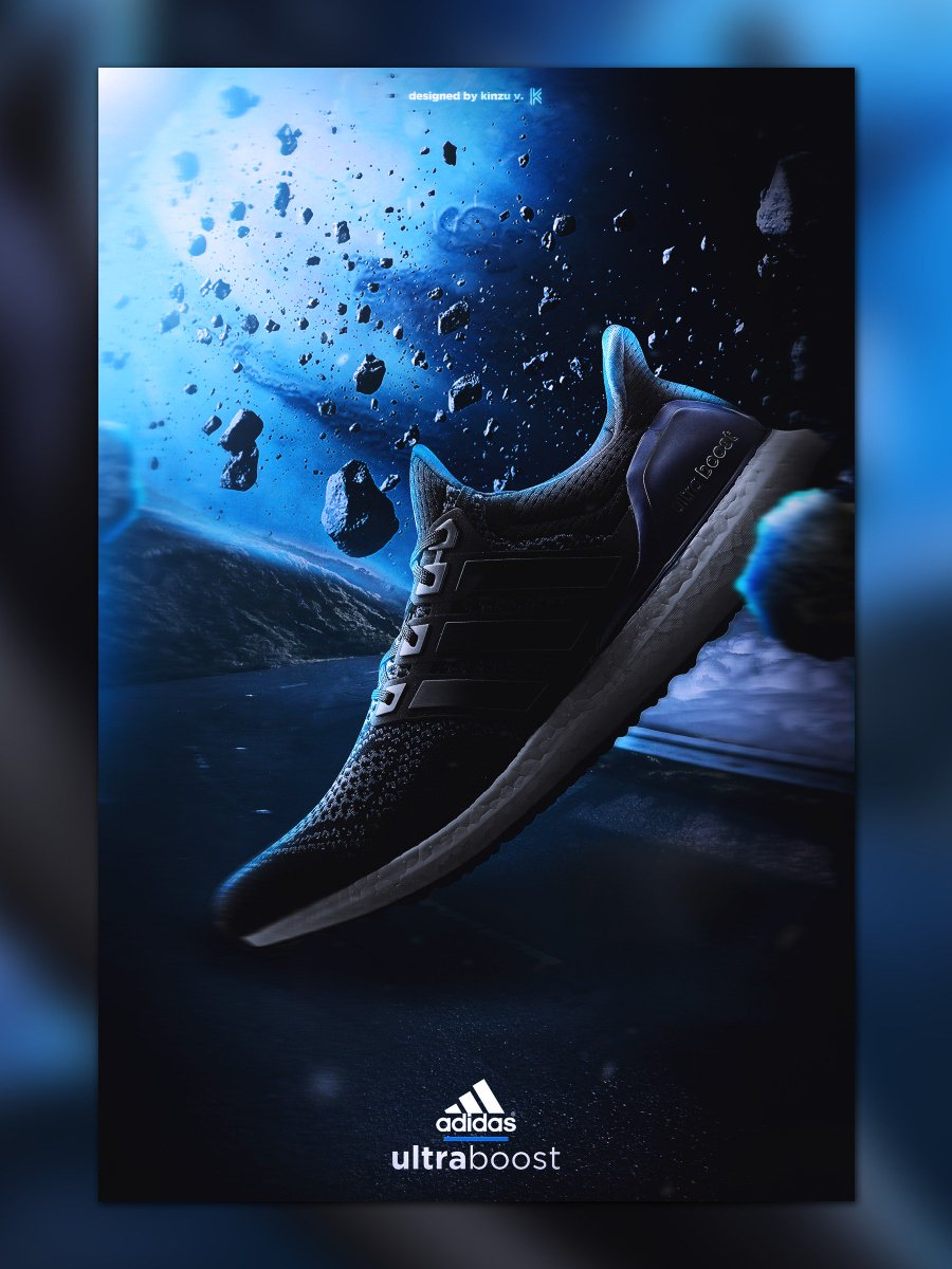 Kinzuyeo On Twitter Adidas Ultra Boost Advertisement Let Me Know What You Think