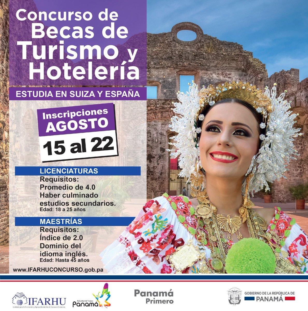 Becas Turismo y Hotelería