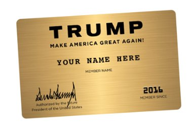Mark lamster on twitter found in junk mail folder invitation to mark lamster on twitter found in junk mail folder invitation to purchase a donald j trump gold executive membership card for 35 pass reheart Image collections