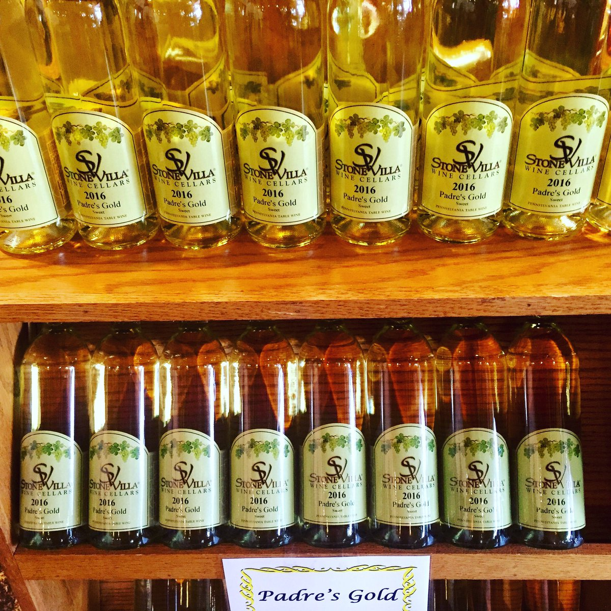 stone villa winery on twitter now available padres gold goforgold stonevilla pawine