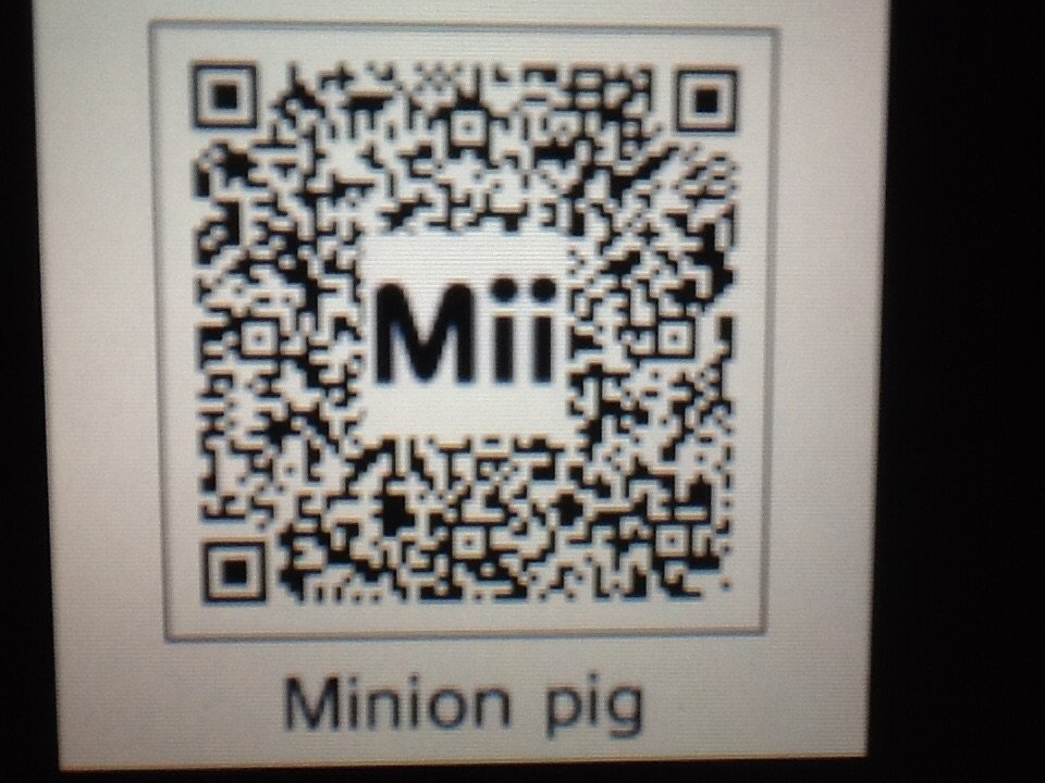 "Michael V. Itumay On Twitter: ""I Have Some Mii QR Codes…"