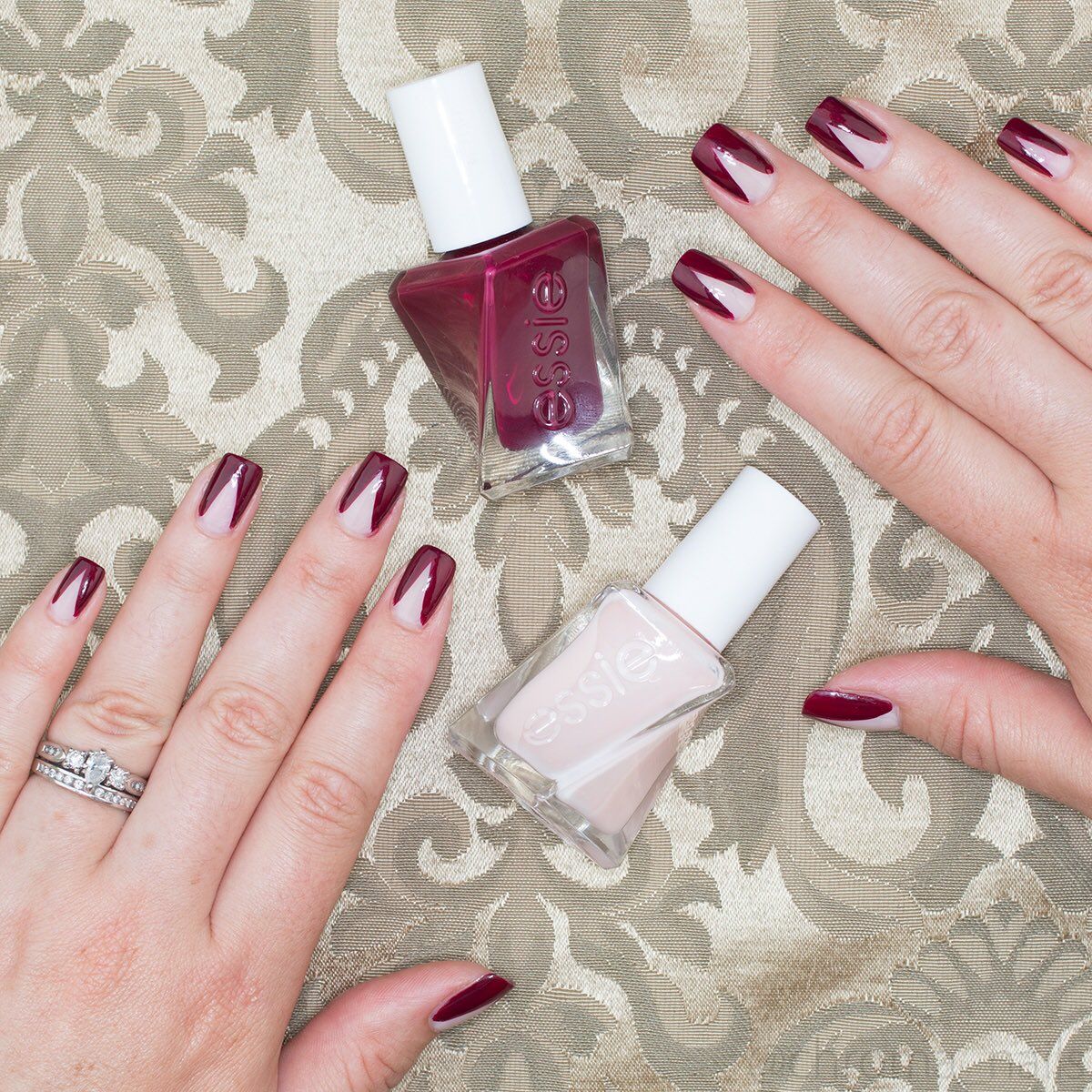 Essie Gel Couture Nail Polish Fairy Tailor - To Bend Light