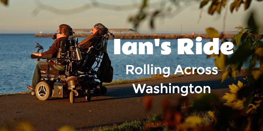 3 days until @iansride2016 rolls across WA on his motorized wheelchair.  #iansride2016 https://t.co/Q9v6zez9GP https://t.co/I4QVmNHMRy