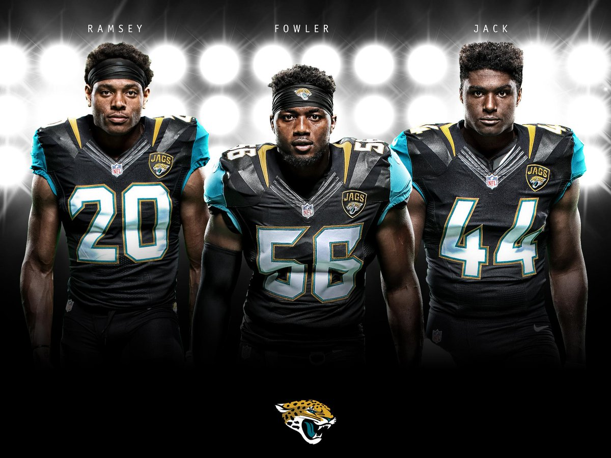 First look at Jalen, Dante and Myles in the Black and Teal. #MOREJAX https://t.co/IHc0TkPYop