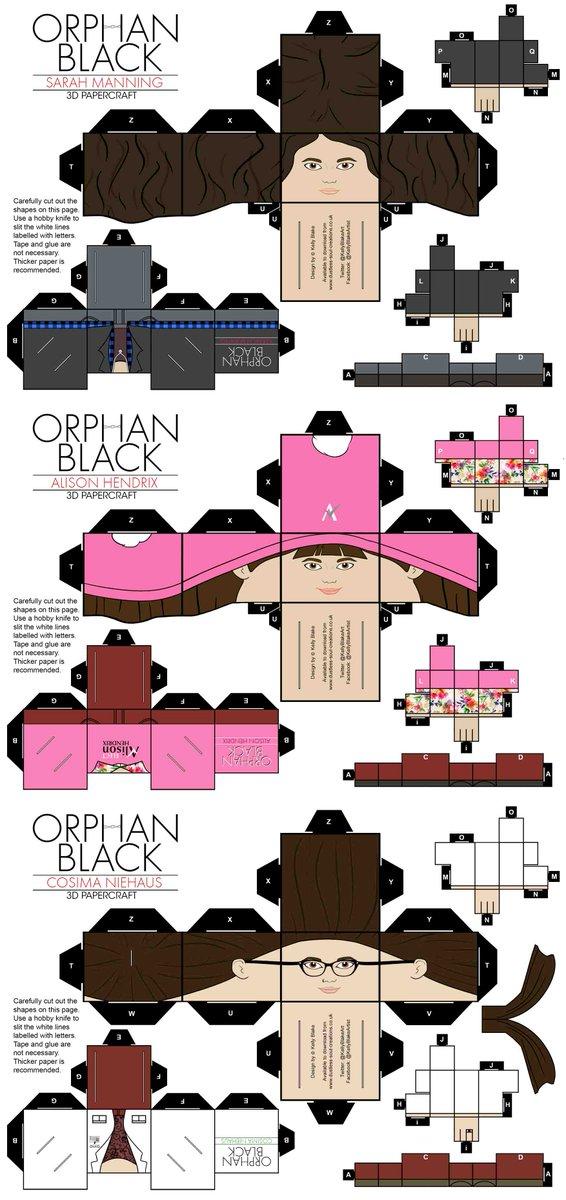 3d papercrafts