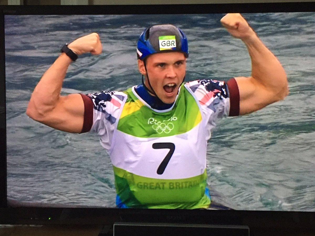 Superb superb superb! Well done @joeclarkek1 the golden boy! https://t.co/cQ2a0kMaEz