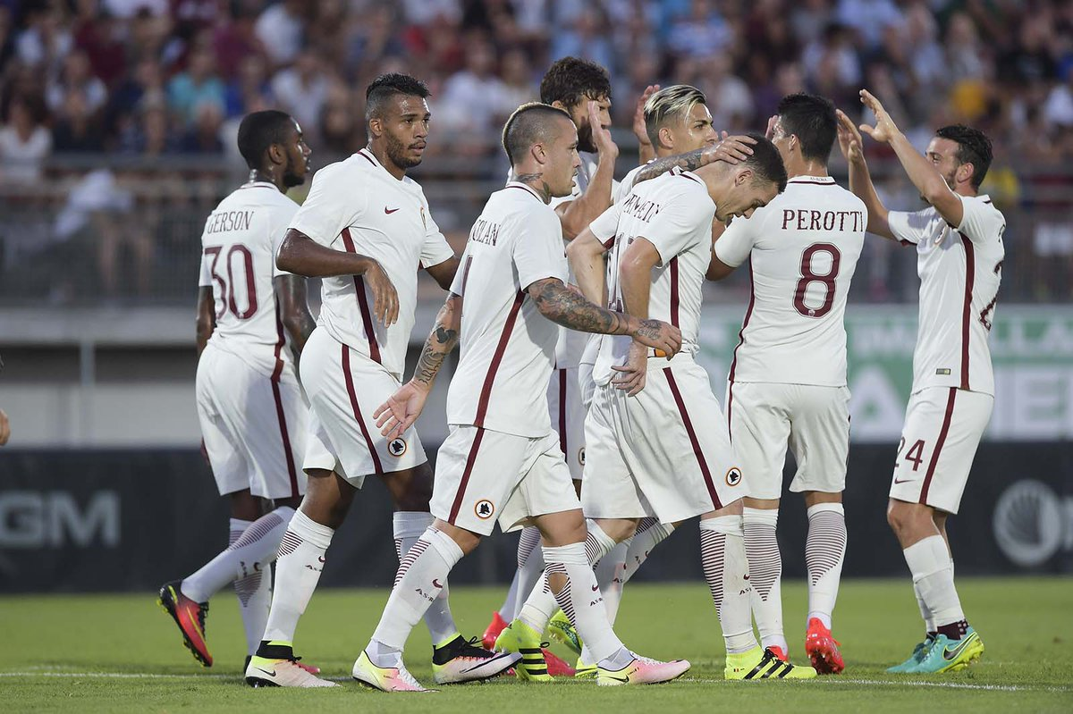Latina-Roma 0-1, tabellino e video