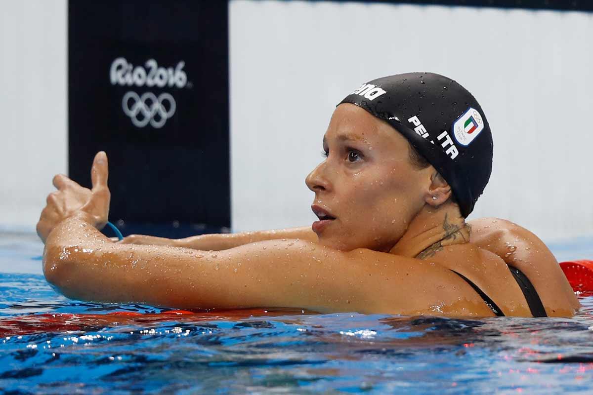 Olimpiadi: Federica Pellegrini Super Star