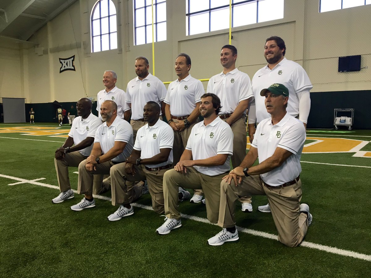 Baylor Football On Twitter Your 2016 Baylor Bears Coaching Staff Sicem Campbu