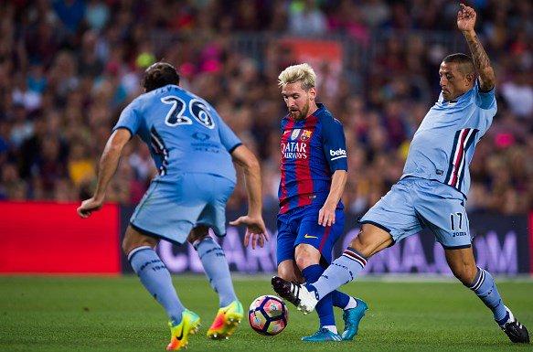 Barcellona-Sampdoria 3-2, grande partita al Trofeo Gamper
