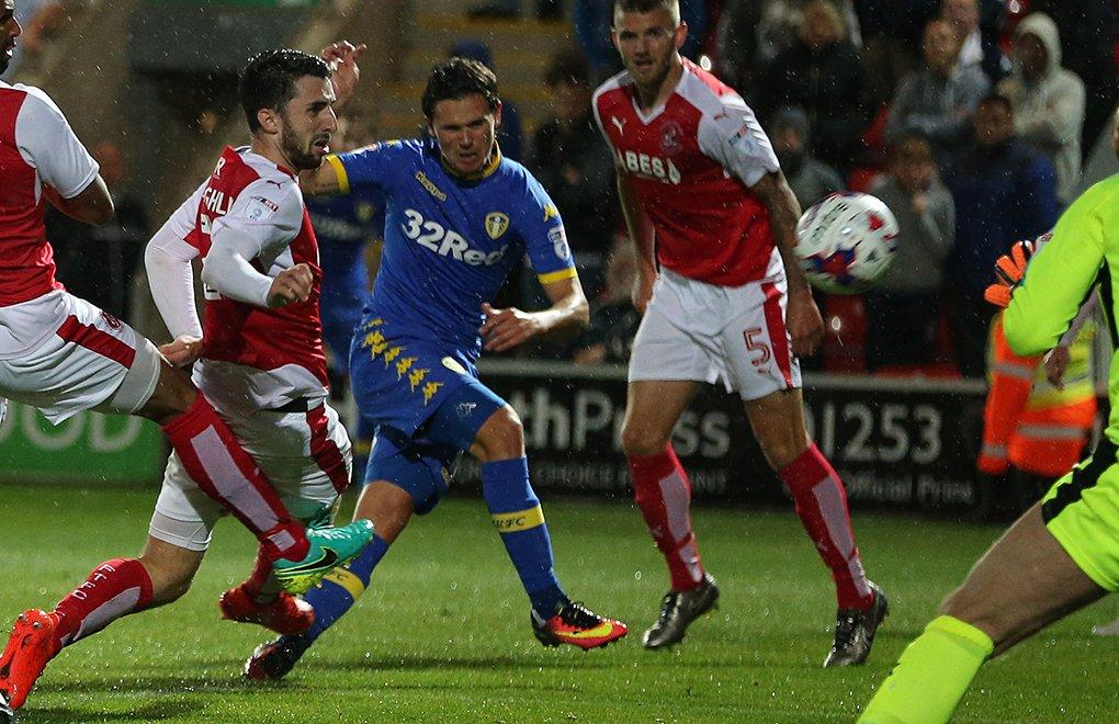 Fleetwood Town – Leeds 2-2 (4-5 på straffar)