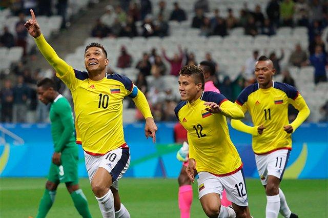 Brasile Colombia streaming gratis rojadirecta quando diretta tv