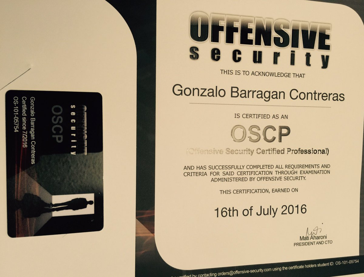 Oscp Certification Course Free Worksheets Library Download And Print