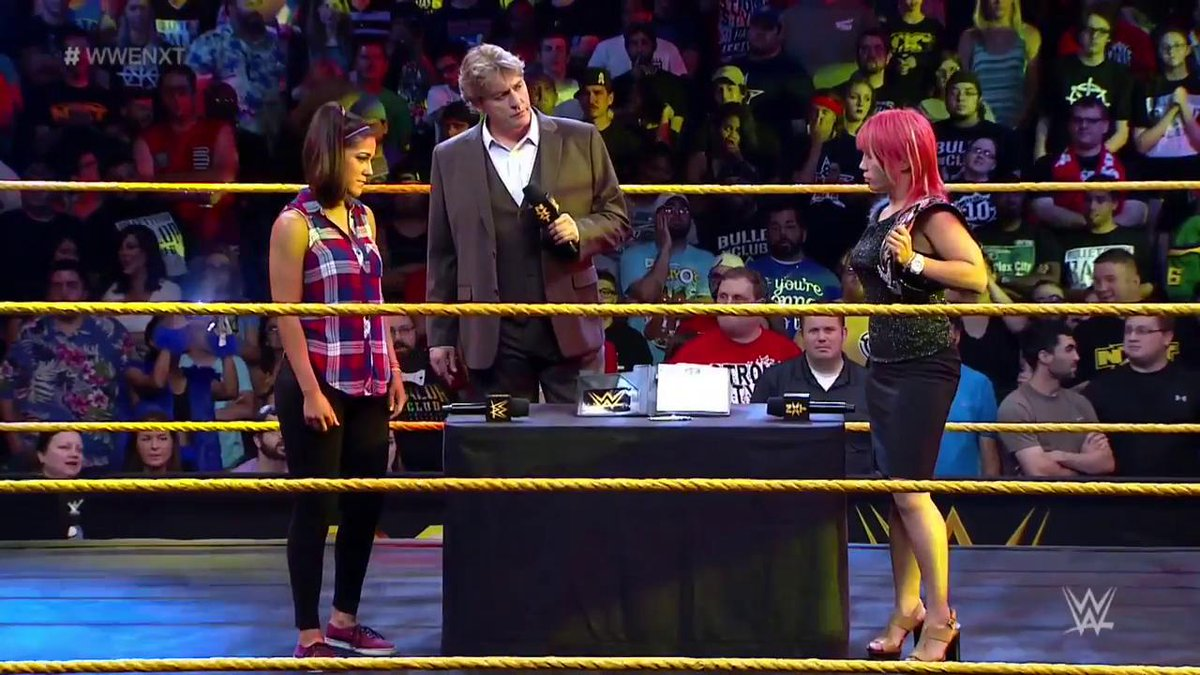 Resultats WWE NXT 10 aout