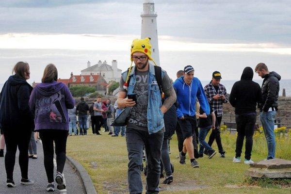 Giocatori di Pokemon Go spaventano foche vere in Inghilterra