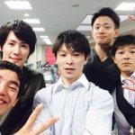 【オリンピック】男子体操の5人の私服姿が、完全に携帯キャリア勤務のサラリーマン!