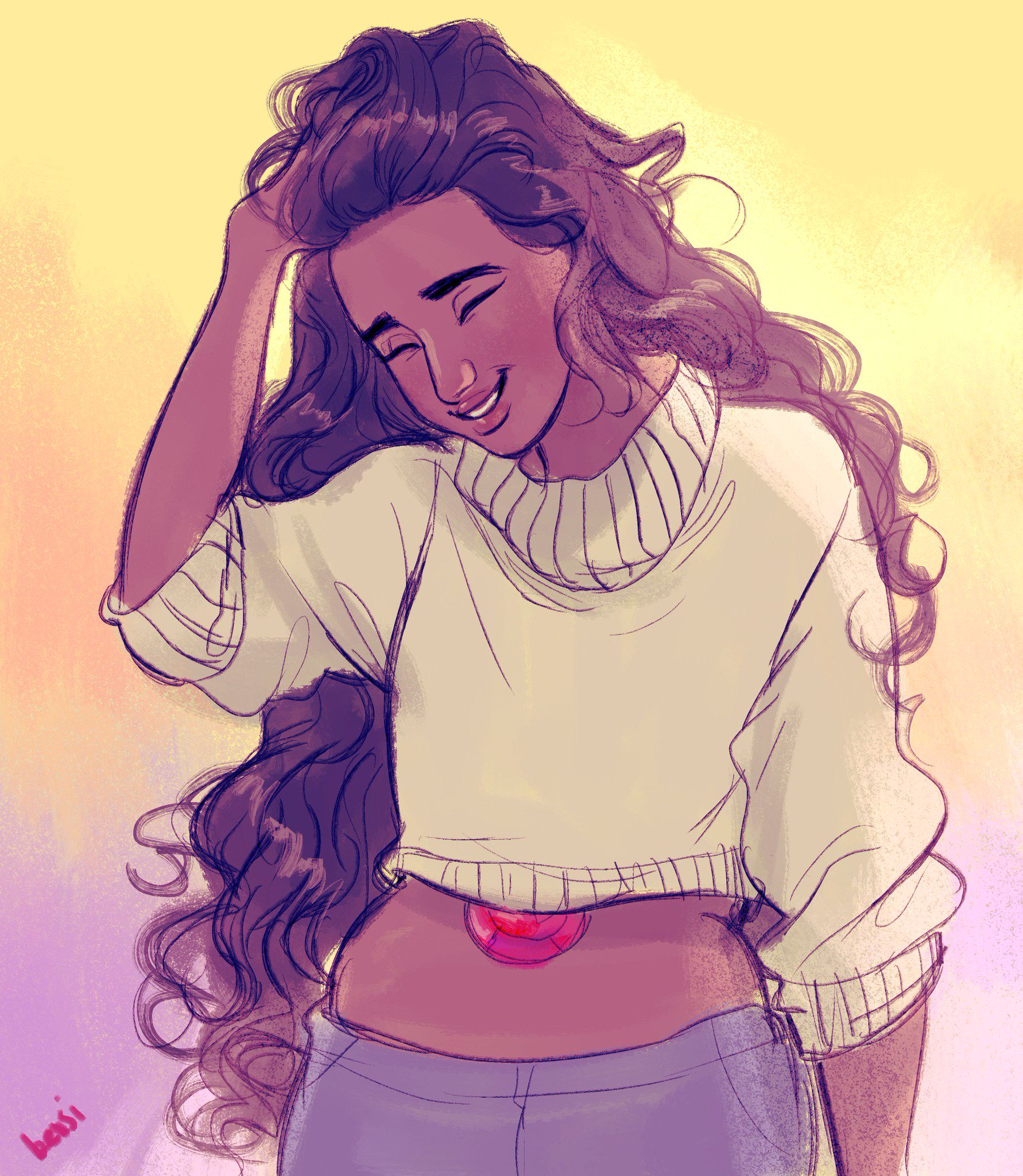 """stevonnie commission :)"""