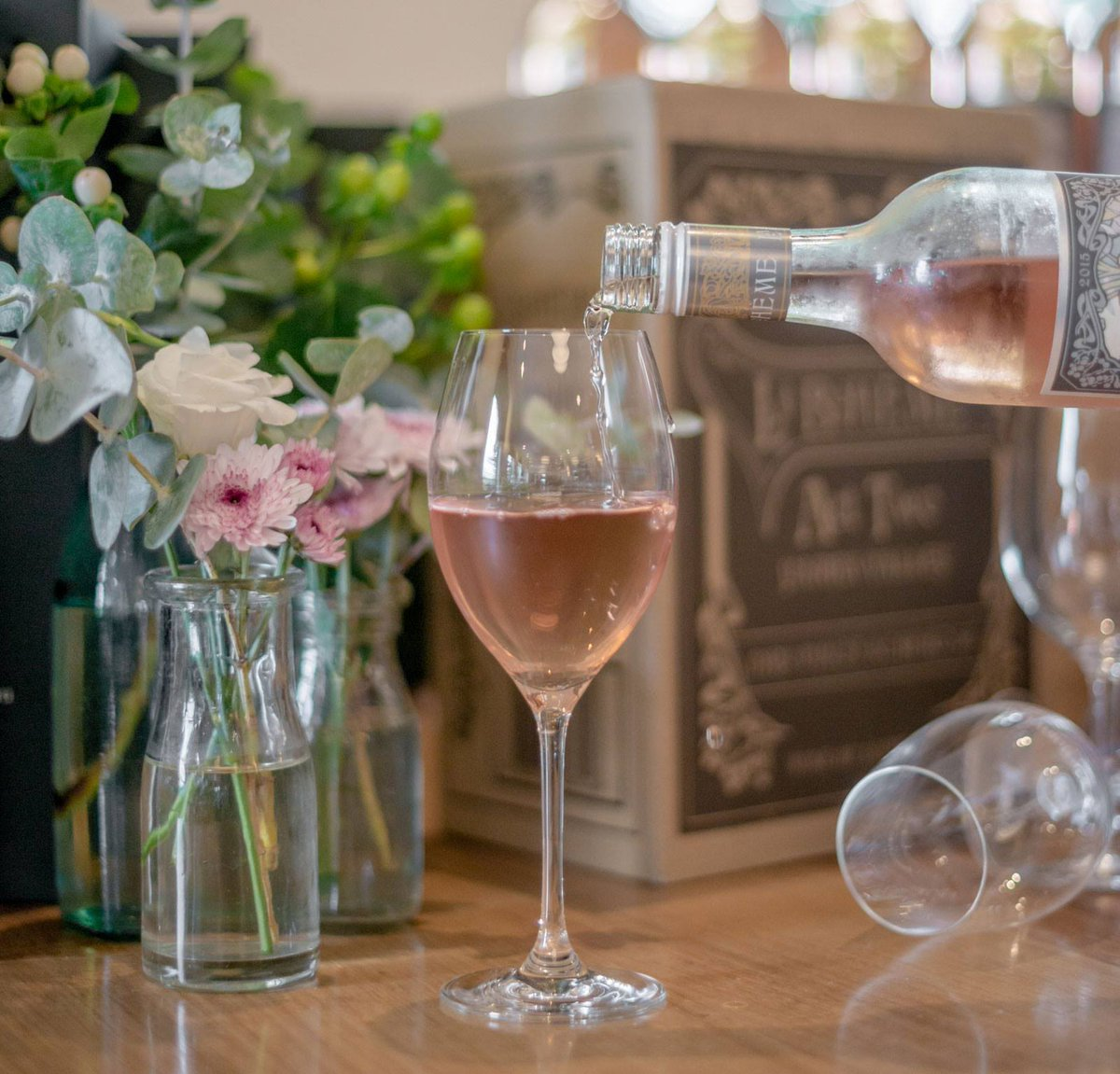 It's International Rosé Day this Sunday! Visit our Yarra Valley Estate 11-15 Aug & enjoy special offers on Rosé. https://t.co/8z9tpT9Y8x