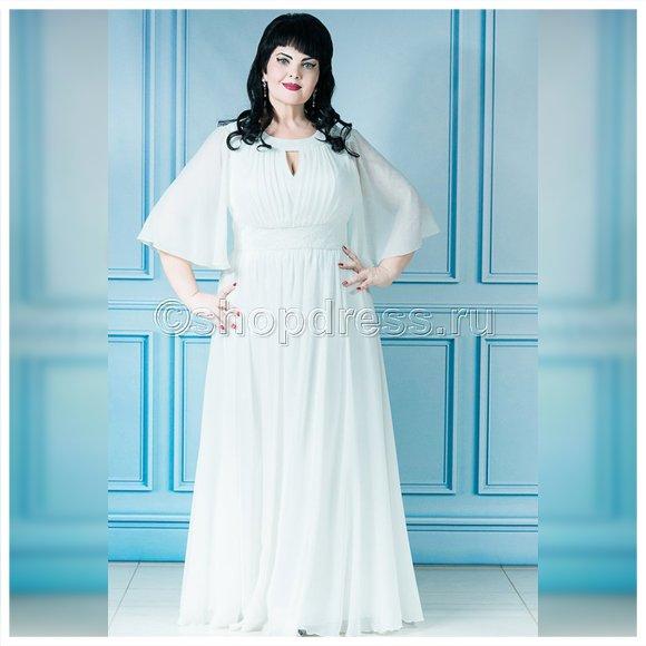 платье больших размеров где выбрать в интернет магазине украина недорого
