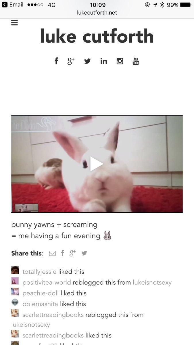 Lukeisnotsexy tumblr