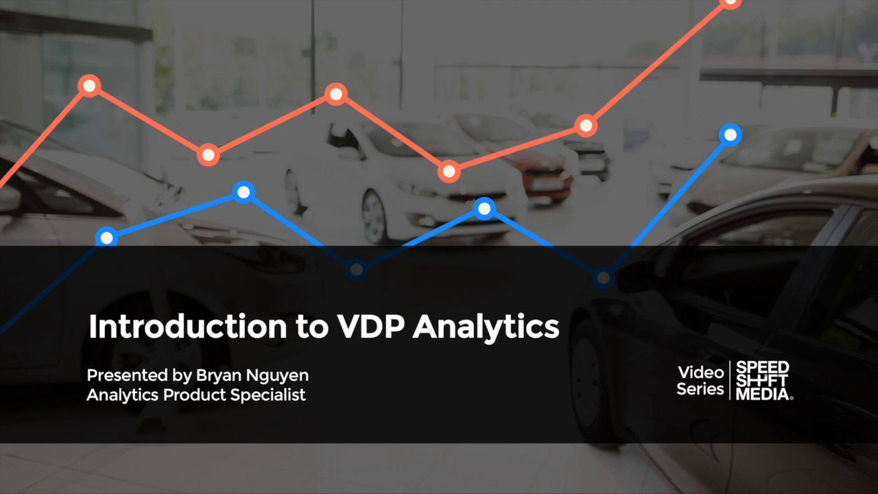 Short video of the key indicators and calculations for VDP analytics. #AutoMarketing #DD21 https://t.co/CdF7cQPDWV https://t.co/Vwo91mKB4u