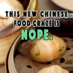 Image for the Tweet beginning: Popping dim sum like spots?