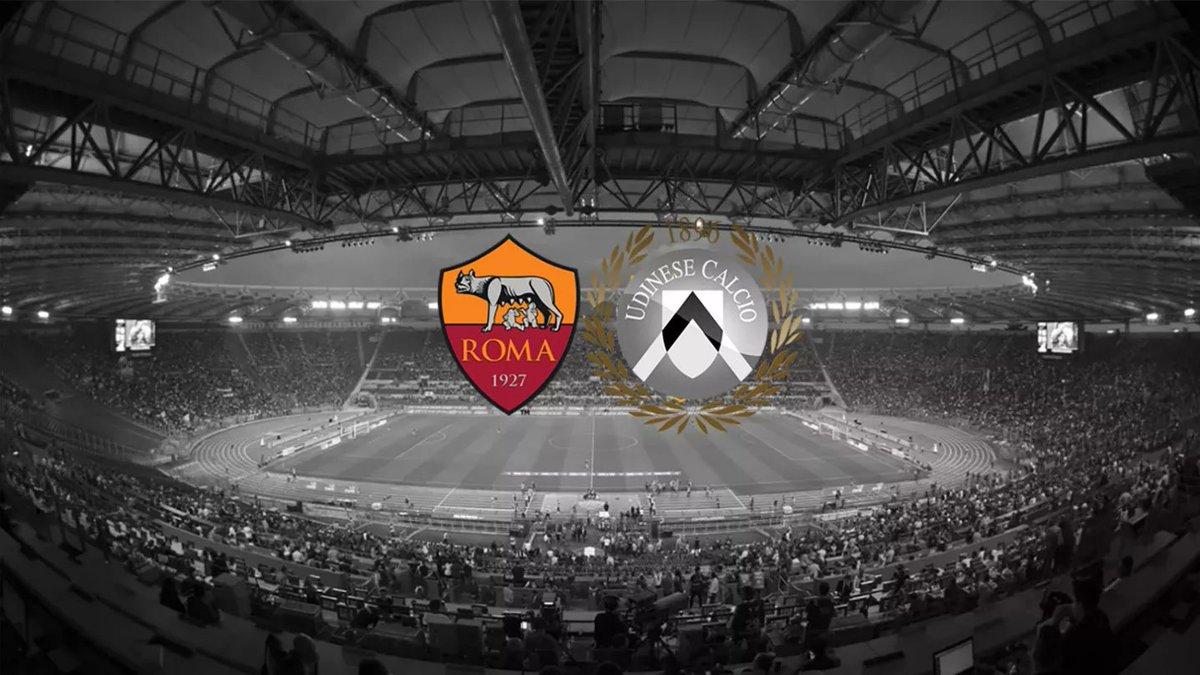 Roma Udinese, dove vederla in tv e probabili formazioni