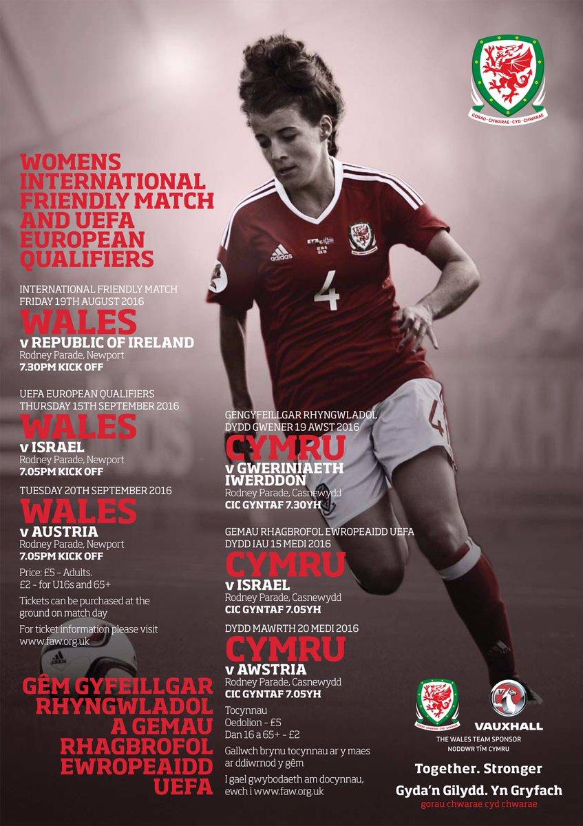 International Friendly Match  ⚽️ Wales v Republic of Ireland
