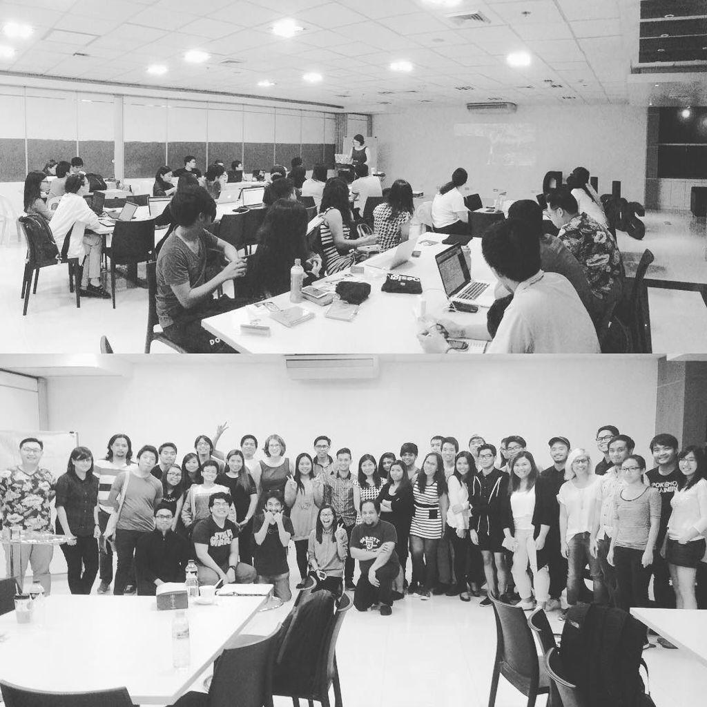 Throwback: #WebAnimation workshop by #FFCPH '15 speaker @RachelNabors! Join us this year 😊 https://t.co/bolqmi7YyK https://t.co/eG3X4oihS0