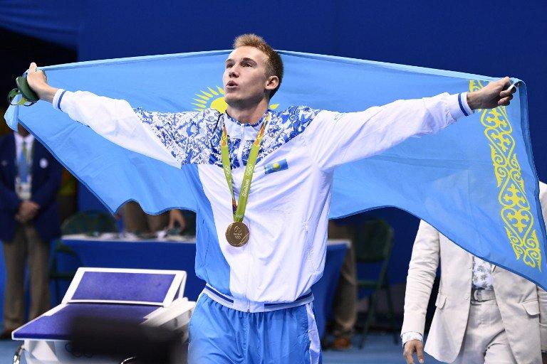 Олимпийские чемпионы казахстана в рио фото