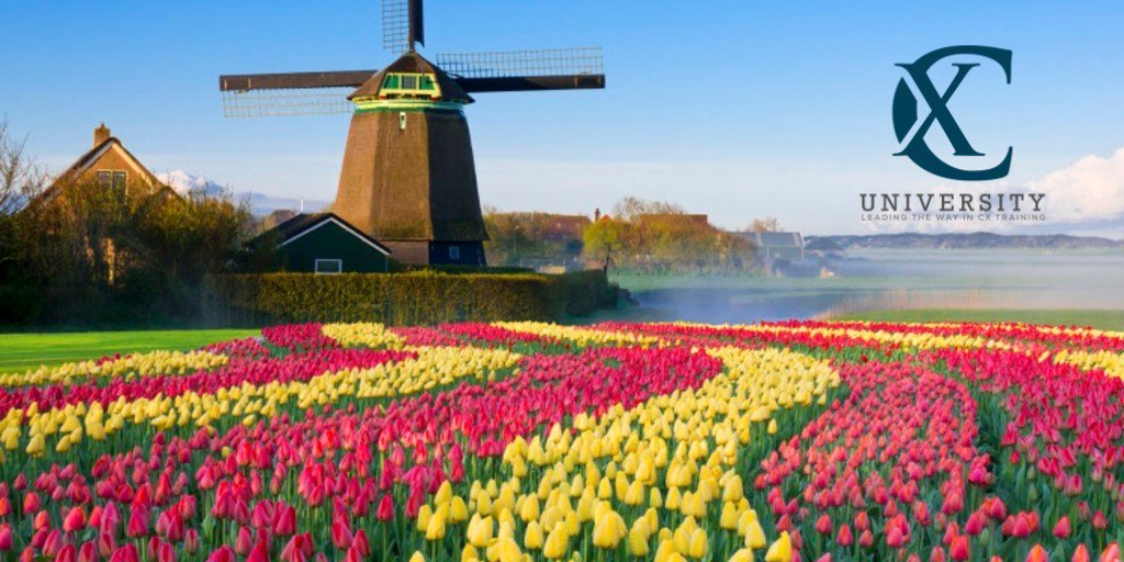 CX University goes Global. Check @cxuniversity at #Netherlands https://t.co/ffEy8D1RvX