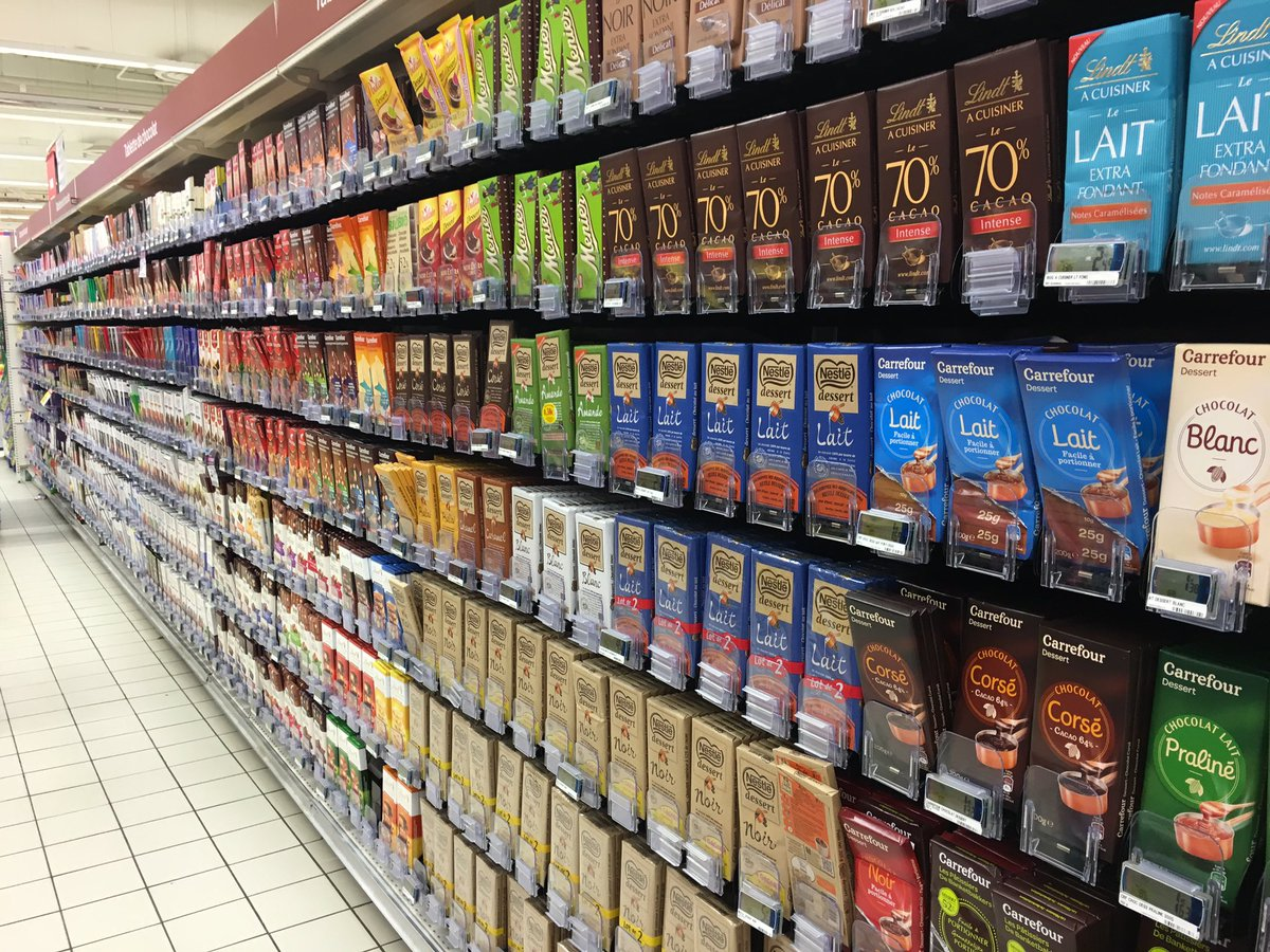 Carrefour On Twitter We Just Love Chocolate