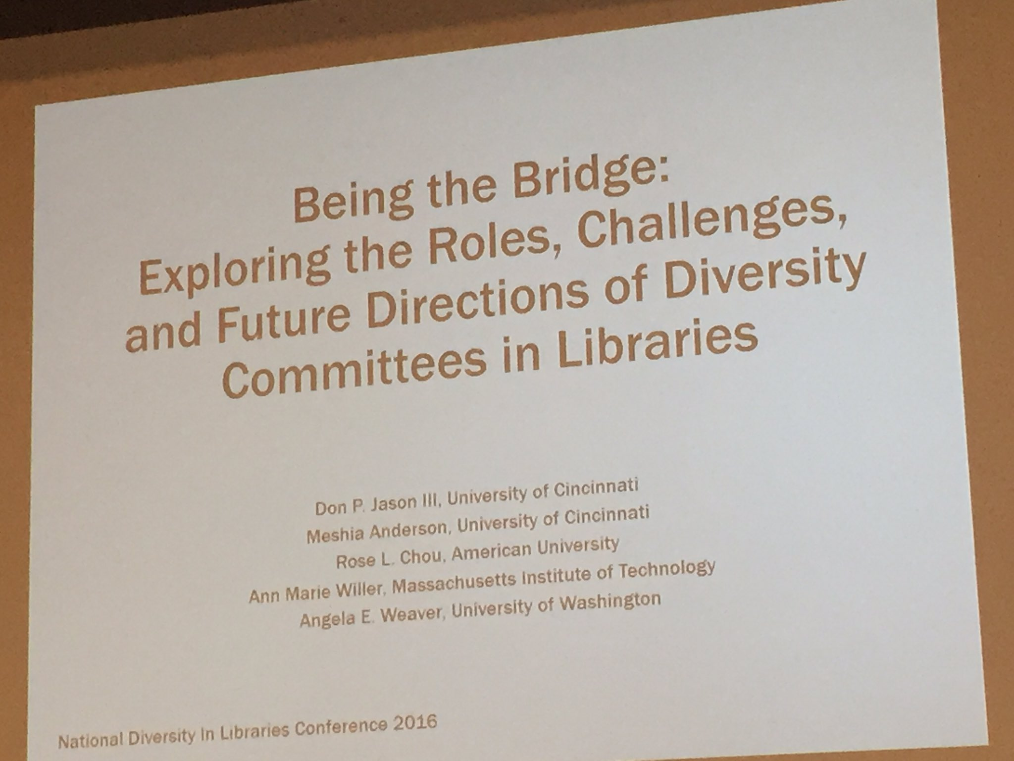Excited about this first session as I'm increasingly interested in residency programs and leadership. #NDLC16 https://t.co/PO29qofXIm
