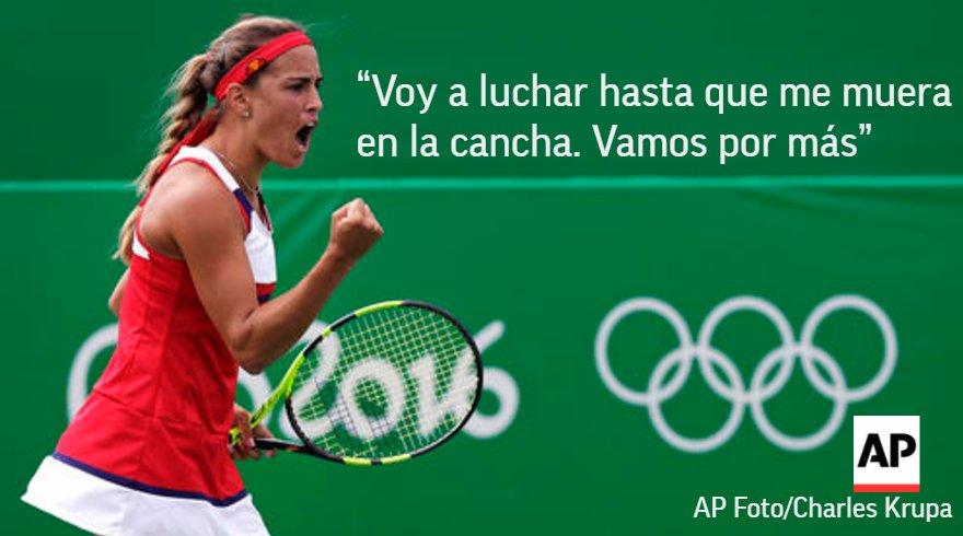 .@MonicaAce93 de #PUR se mete en semis del tenis olímpico en #Rio2016. Lo cuenta @debo_rey https://t.co/hjutx1uBBc https://t.co/dQ4CBcvF7t