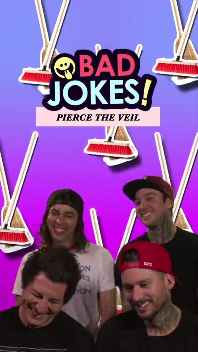 Pierce the veil snapchat