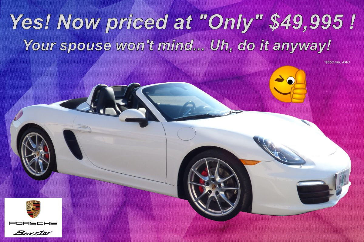 Alvarez Auto Sales >> Alvarez Auto Sales On Twitter This 2013 Porsche Boxster S