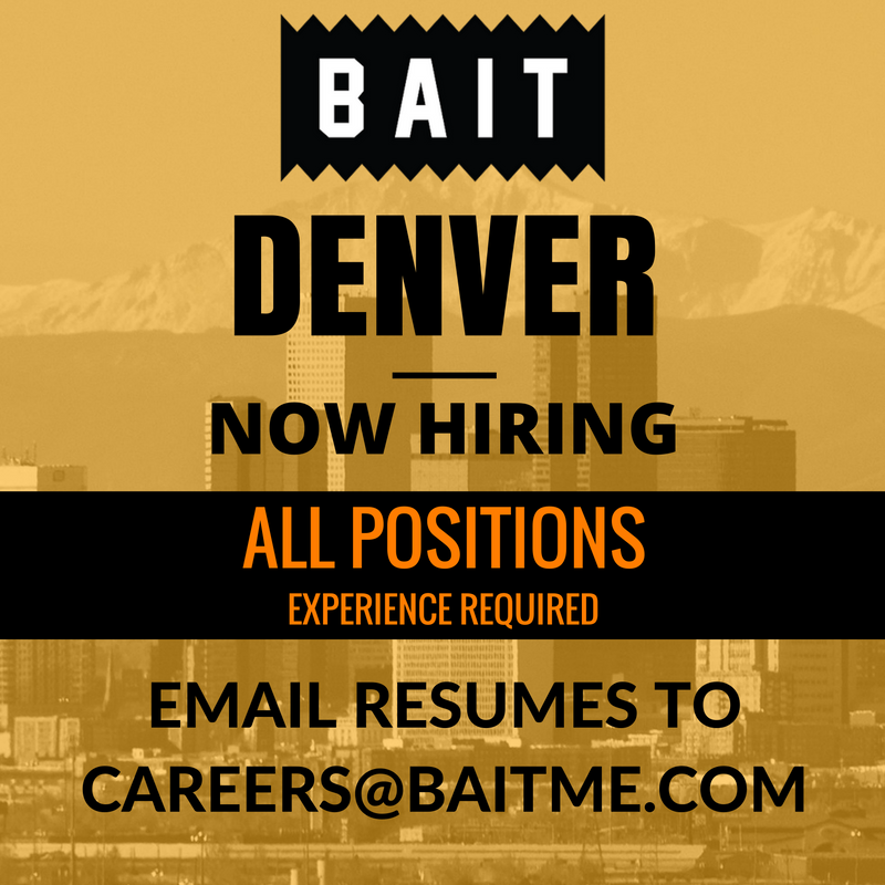 Amazing Bait On Twitter We Are Now Hiring All Positions For Bait Home Interior And Landscaping Eliaenasavecom