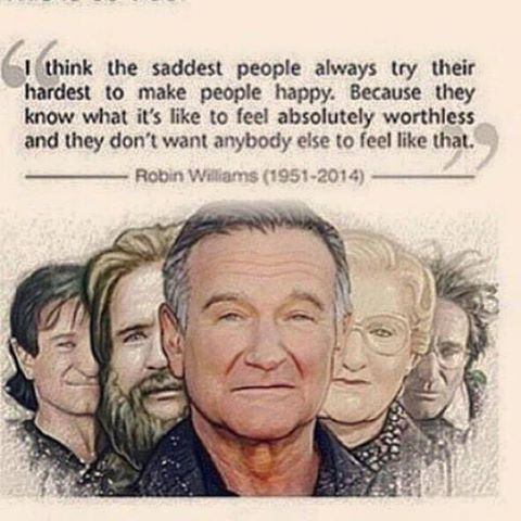 Image result for 2nd anniversary death of robin williams