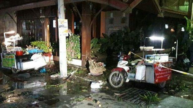 Viaggiare Sicuri Thailandia: bombe al mercato di turisti, feriti 2 italiani, appello Farnesina