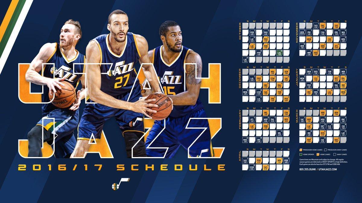 Utah Jazz On Twitter Your New Desktop Wallpaper