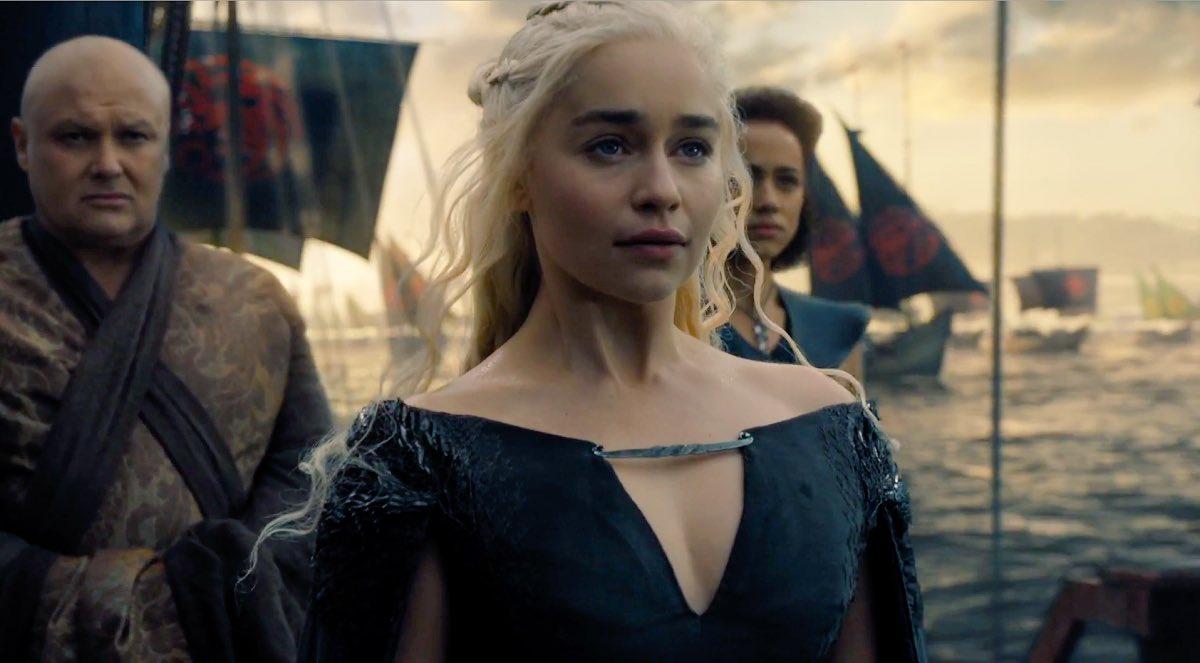 Varys now serves Daenerys Targaryen, who is sailing across the narrow sea to reclaim the Iron Throne. But why? https://t.co/G6X0y0o9Rz